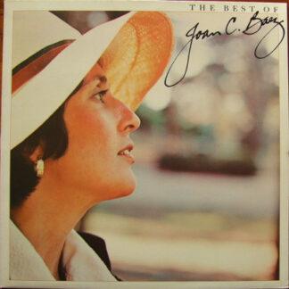 Joan Baez - The Best Of Joan C. Baez (LP, Comp, RE)