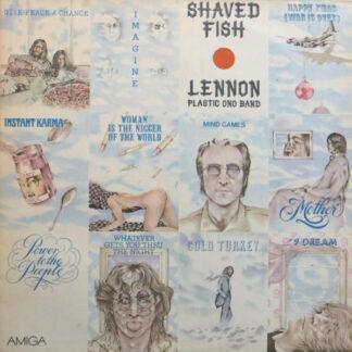Lennon* - Plastic Ono Band* - Shaved Fish (LP, Comp)