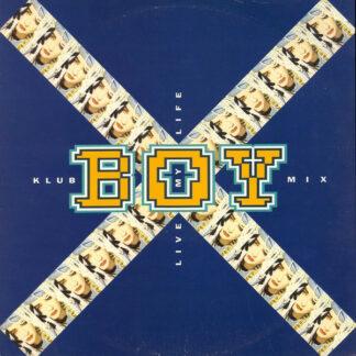 "Boy George - Live My Life (Klub Mix) (12"", Single)"