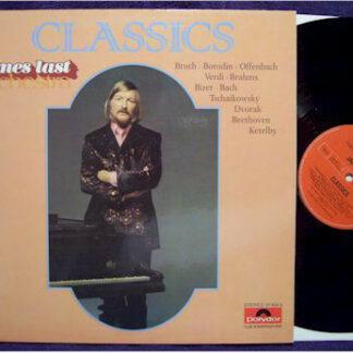 James Last Orchestra* - Classics (LP, Comp, Club)