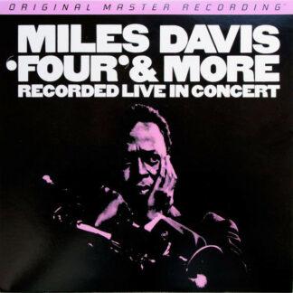 Miles Davis - 'Four' & More - Recorded Live In Concert (LP, Album, Ltd, RE, RM, 180)