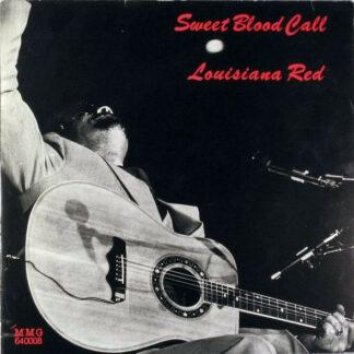 Louisiana Red - Sweet Blood Call (LP, Album, RE)