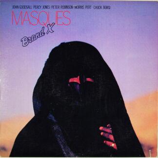 Brand X (3) - Masques (LP, Album)