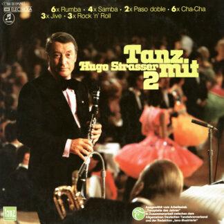 Hugo Strasser Und Sein Tanzorchester - Tanz Mit Hugo Strasser 2 (2xLP, Comp)