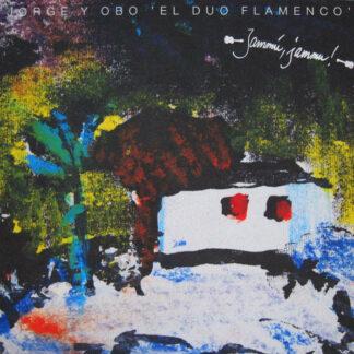 Jorge Y Obo - El Duo Flamenco - Jammú, Jammu (LP, Album)