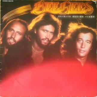 Bee Gees - Spirits Having Flown (LP, Album, RE)