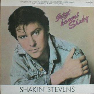 Shakin' Stevens - Jetzt Kommt Shaky (LP, Comp)
