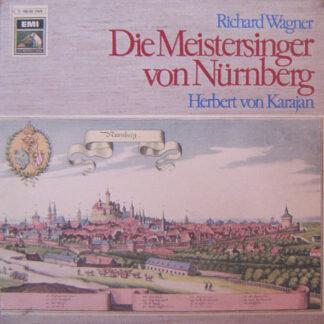 Richard Wagner, Herbert Von Karajan - Die Meistersinger Von Nürnberg (5xLP, Album + Box, Ltd)
