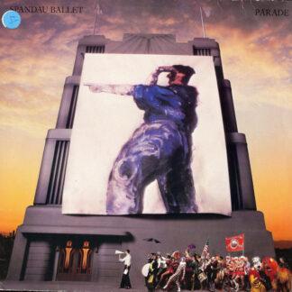 Spandau Ballet - Parade (LP, Album)