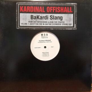 Kardinal Offishall - BaKardi Slang / Ol' Time Killin (12