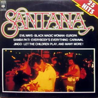 Santana - 25 Hits (2xLP, Comp, Gat)