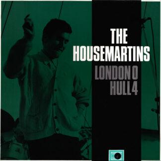 The Housemartins - London 0 Hull 4 (LP, Album)