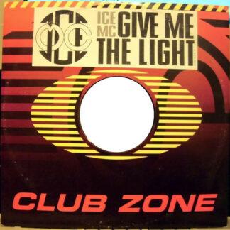 "ICE MC - Give Me The Light (12"", Single, Yel)"