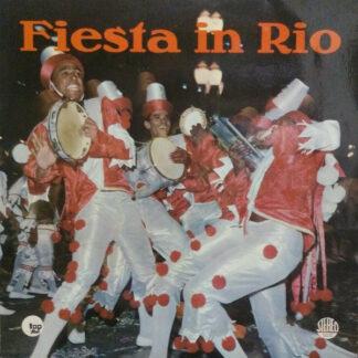 Los Levantinos - Las Palmeras - Fiesta In Rio (LP)