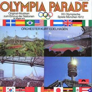 Orchester Kurt Edelhagen - Olympia Parade (LP)