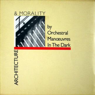 Orchestral Manoeuvres In The Dark - Architecture & Morality (LP, Album, Die)