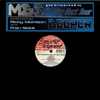 M&S Presents The Guy Next Door - Deeper (12