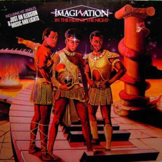 Imagination - In The Heat Of The Night (LP, Album, Gat)