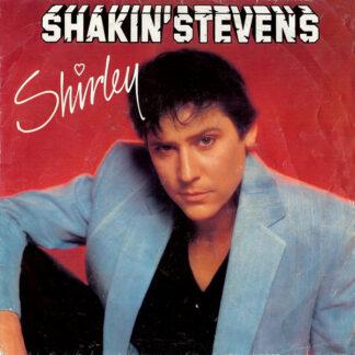 """Shakin' Stevens - Shirley (7"""", Single)"""