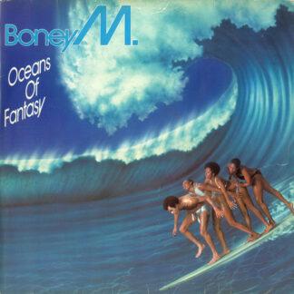 Boney M. - Oceans Of Fantasy (LP, Album, RP, Gat)