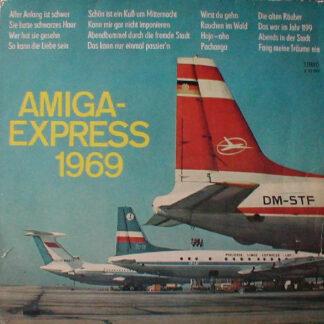 Various - AMIGA-Express 1969 (LP, Comp)