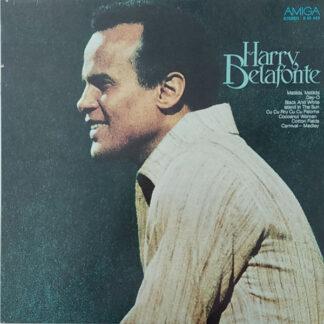 Harry Belafonte - Harry Belafonte (LP, Comp, Blu)