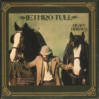 Jethro Tull - Heavy Horses (LP, Album, San)