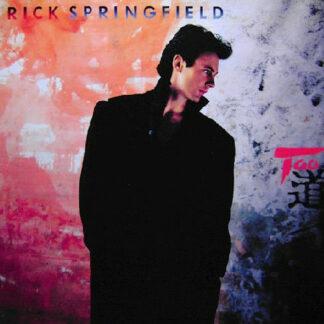 Rick Springfield - Tao (LP, Album)