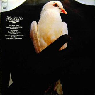 Santana - Santana's Greatest Hits (LP, Comp, RP)