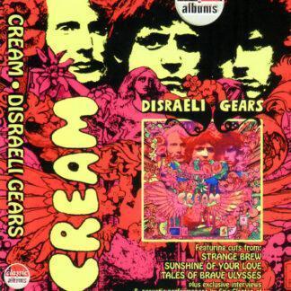 Cream (2) - Disraeli Gears (DVD-V, PAL, Reg)