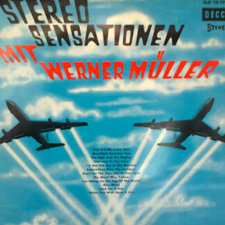 Werner Müller Und Sein Orchester - Stereo Sensationen Mit Werner Müller (Percussion In The Sky) (LP, Album)