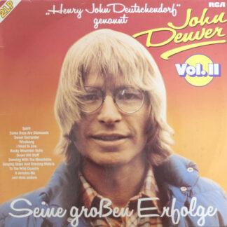 John Denver, Henry John Deutschendorf* - Seine Großen Erfolge Vol. II (2xLP, Comp, Gat)