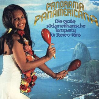 Silvio Da Costa - Panorama Panamericana (Die Große Südamerikanische Tanzparty Für Stereo-Fans) (LP)