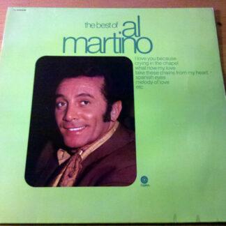 Al Martino - The Best Of Al Martino (2xLP, Comp)