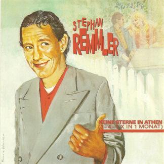 "Stephan Remmler - Keine Sterne In Athen (3-4-5 x In 1 Monat) (7"", Single)"