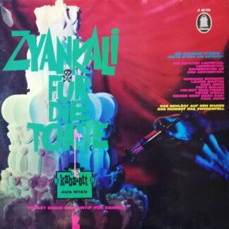 Various - Zyankali Für Die Torte (LP, Comp, Mono)