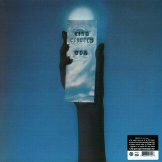 King Crimson - USA (LP, Album, RE, RM, 200)