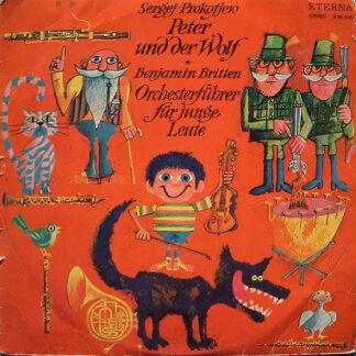 Sergej Prokofjew* / Benjamin Britten - Peter Und Der Wolf / Orchesterführer Für Junge Leute (LP)