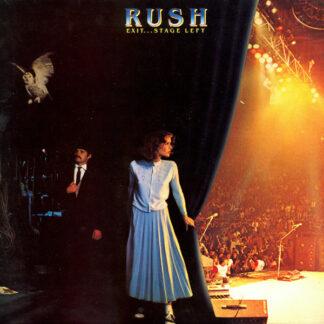 Rush - Exit...Stage Left (2xLP, Album, Gat)