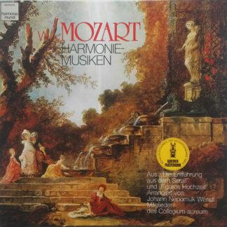 Wolfgang Amadeus Mozart, Mitglieder Des Collegium Aureum - Harmoniemusiken (LP, Club)