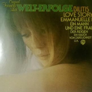 Francis Lai - Original Francis Lai Welterfolge (LP, Comp, Club)