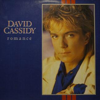 David Cassidy - Romance (LP, Album, Whi)