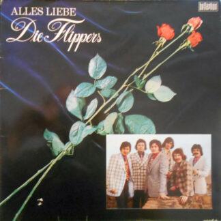 Die Flippers - Alles Liebe (LP, Album, Gat)