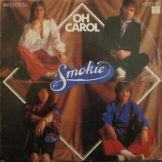 """Smokie - Oh Carol (7"""", Single, Tel)"""