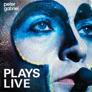 Peter Gabriel - Plays Live (2xLP, Album, RE)