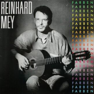 Reinhard Mey - Farben (LP, Album)