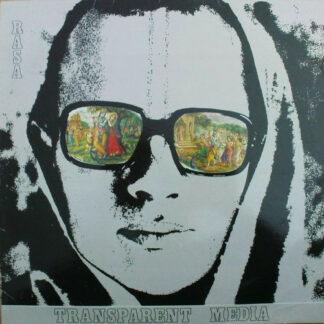 Rasa (4) - Transparent Media (LP, Album)