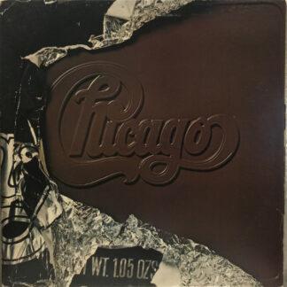 Chicago (2) - Chicago X (LP, Album, Pit)