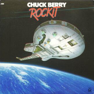 Chuck Berry - Rockit (LP, Album, PRE)
