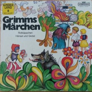 Gebrüder Grimm - Grimms Märchen: Rotkäppchen / Hänsel Und Gretel (LP)